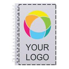 Spiral Notebook Lined Sheets Digital Full Color Print