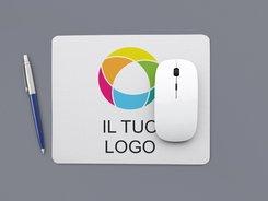 Tappetino per mouse con stampa a colori