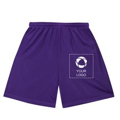 Sport-Tek® PosiCharge® Classic Mesh Short Screenprint