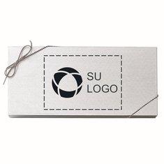 4 herramientas de chocolate en caja de regalo