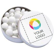 Pastiglie rinfrescanti in scatolina tascabile XS, confezione da 50 pezzi