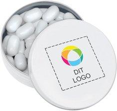XS lommeæske med Tic® Tac pebermyntepastiller med frisk smag, pakke à 150 stk