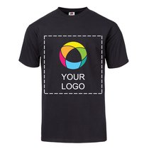 Fruit of the Loom® Ink Printed 5-Ounce Heavy Cotton HD™ T-Shirt