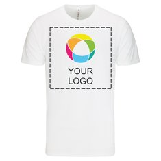 Russell™ 100% Ring-Spun Cotton Ink Printed Premium Short-Sleeve T-Shirt