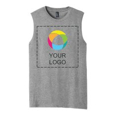 District® V.I.T.™ Muscle Tank with Full-Front Print