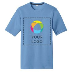 Sport-Tek® PosiCharge® Competitor™ Cotton Touch™ Ink Printed Tee