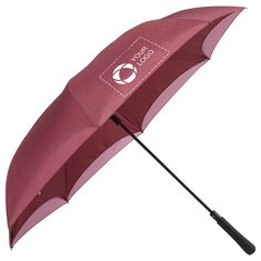 "Stromberg® 48"" Auto Close Heathered Inversion Umbrella"