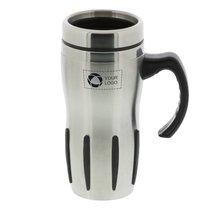 Tech 14-Ounce Travel Mug