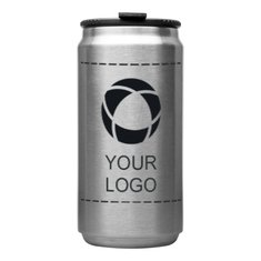 Fizz 12-Ounce Stainless Tumbler