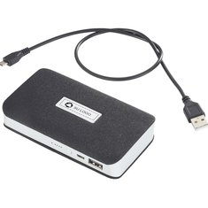 Altavoz con Bluetooth Palm con batería externa inalámbrica