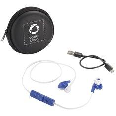 Écouteurs Bluetooth® Sonic de Bullet™ et boîtier