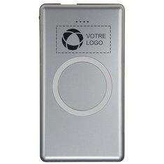 Chargeur sans fil 4000mAh Covert Zoom Polar conforme aux normesUL