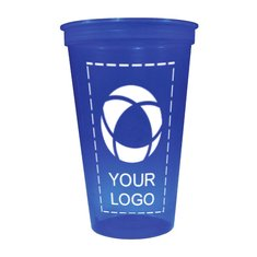 HumphreyLine Jewel Translucent 24oz Stadium Cup
