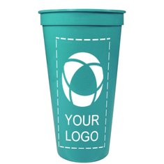 HumphreyLine Solid 24oz Stadium Cup