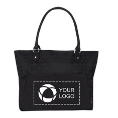 The Sophia Checkpoint-Friendly Computer Tote Bag