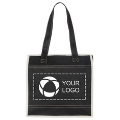 PolyPro Non-Woven Quilted Insulated Tote Bag
