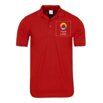 Vistaprint Printed Men's Polo T-shirt