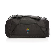 Swiss Peak® RFID Sports Duffle & Backpack