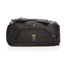 Swiss Peak® RFID Sports Duffle & Backpack