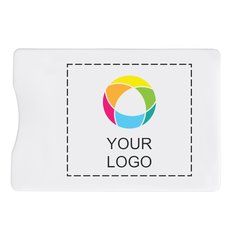 RFID-Kreditkartenschützer von Bullet™ mit Vollfarbdruck