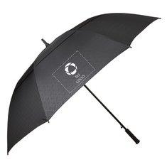 Sombrilla ventilada de golf Cutter & Buck®, de 64 pulgadas