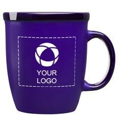 Cafe Au Lait 12-Ounce Ceramic Mug