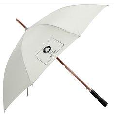 """Paraguas de aluminio con diseño de panal Stromberg® con mecanismo automático de apertura de 46"""""""