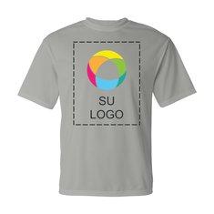 Camiseta C2 Sport Performance unisex para adultos