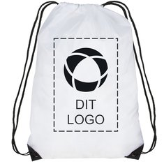 Basic rygsæk med snorelukning