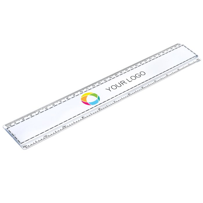 30 cm Ruler Full Colour Insert Print