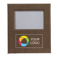 Leatherette Picture Frame
