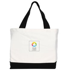 Vistaprint Printed Deluxe Tote Bag