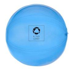 Pallone da spiaggia trasparente Ibiza Bullet™