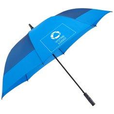 Parapluie de golf sport jacquard à ouverture automatique de 1,52m (60po) StrombergMD