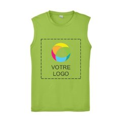 T-shirt impression à l'encre CompetitorMC PosiChargeMD Sport-TekMD