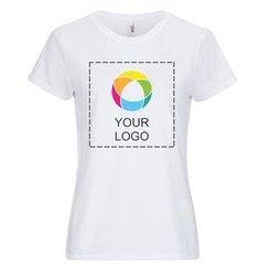 Anvil Ladies' Midweight Short Sleeve T-Shirt