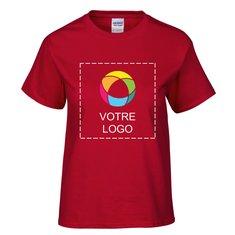T-shirt pour ado à manches courtes Ultra CottonMC Gildan®