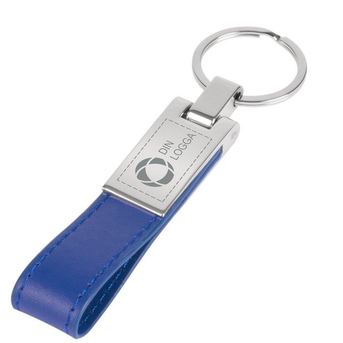 Bullet™ Strap nyckelring med lasergravyr