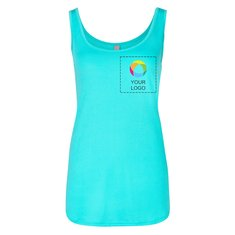 District Made® Ladies Drapey Tank