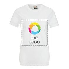 Damen-T-Shirt Heavy RSX von Printer