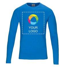 Printer Essentials Heavy heren-T-shirt met lange mouwen