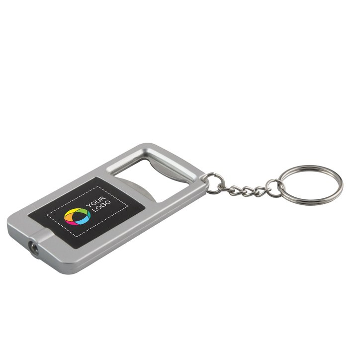 Orcus Key Light and Bottle Opener with Full-Colour Print