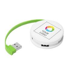 Bullet™ Round USB Hub