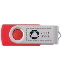 Clé USB basique rotative de 1 Go