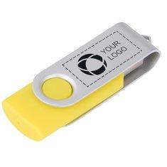 Svängbart USB-minne 2GB