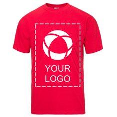 Camiseta juvenil Fruit of the Loom® Heavy Cotton HD™ de 5 onzas para serigrafía