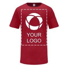 Camiseta juvenil Tough Tee™ con tecnología PosiCharge® para impresión por serigrafía de Sport-Tek®