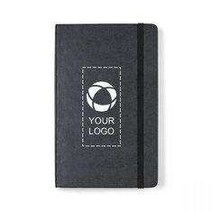 Moleskine® Hard Cover Ruled Large Expanded Notebook