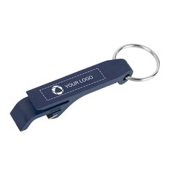 Mini Bottle And Can Opener Key Ring
