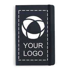 Moleskine® Hard Cover Ruled Medium Notebook